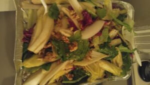 Belgian Endive Salad with Walnuts