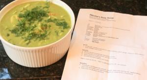 Nikolai's Raw Soup
