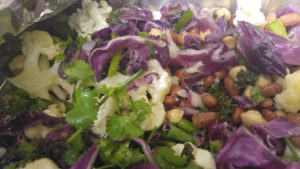 Bean Vegetable Salad