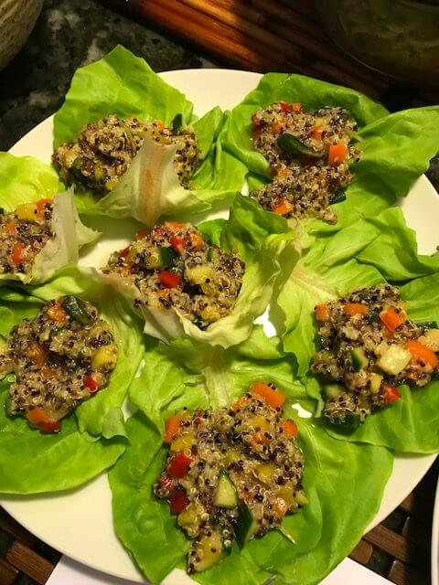 Quinoa Salad by Geisa DeFreitas