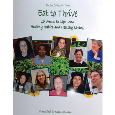 Eat to thrive Recipes