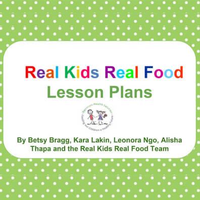 Reall Kids Real Food Volumn 2
